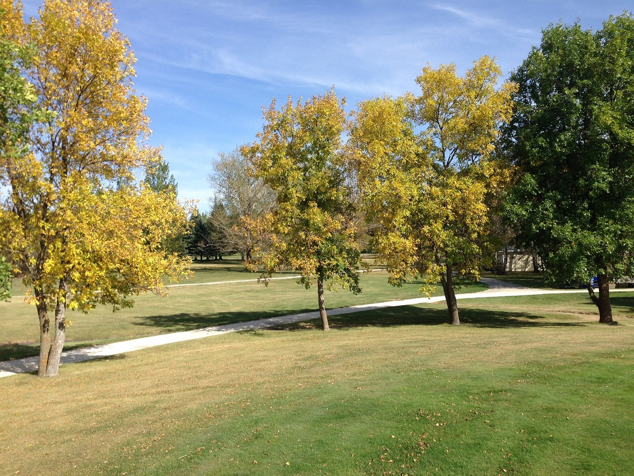 Manitou Golf Course