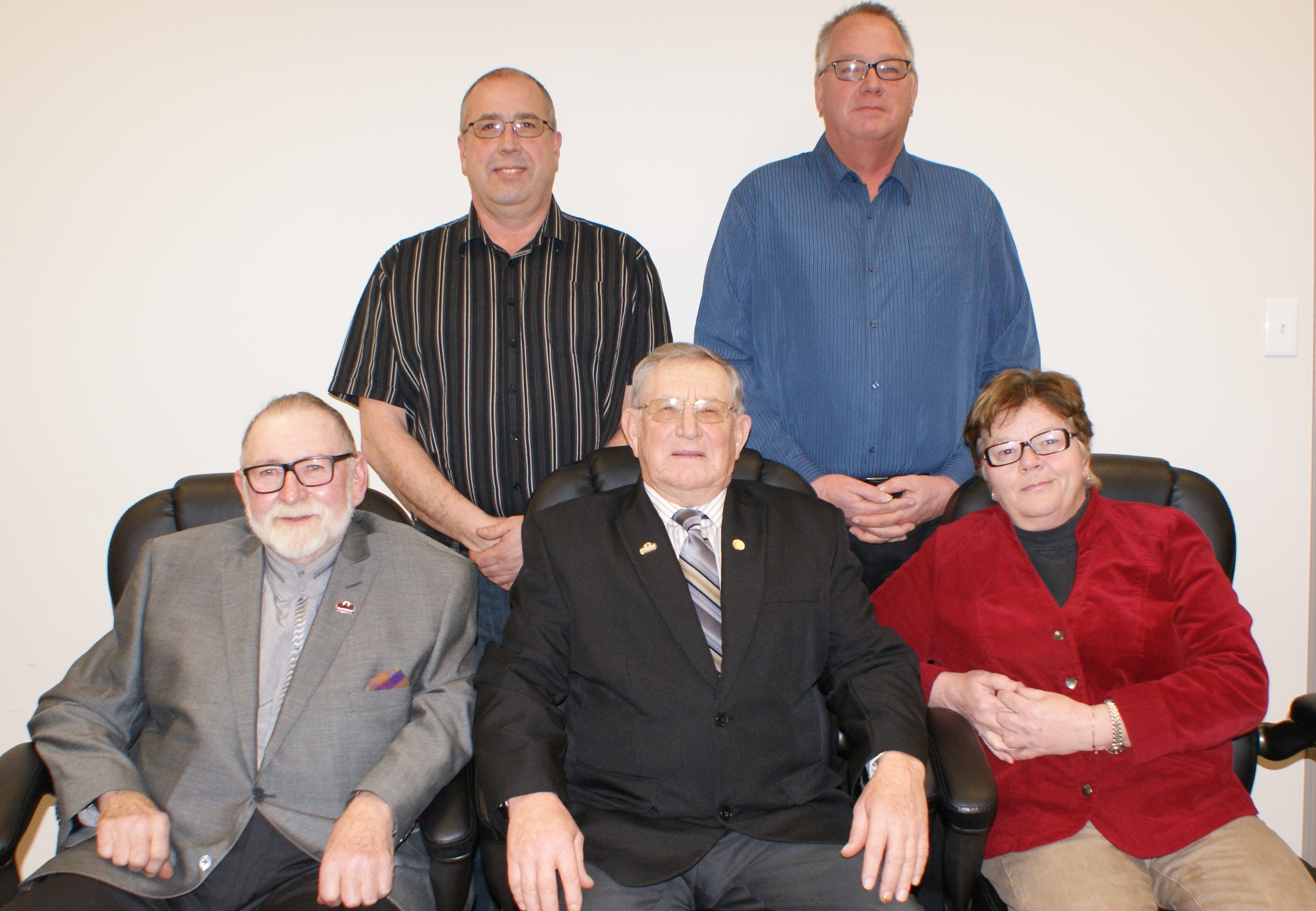 Town of Manitou Council Members