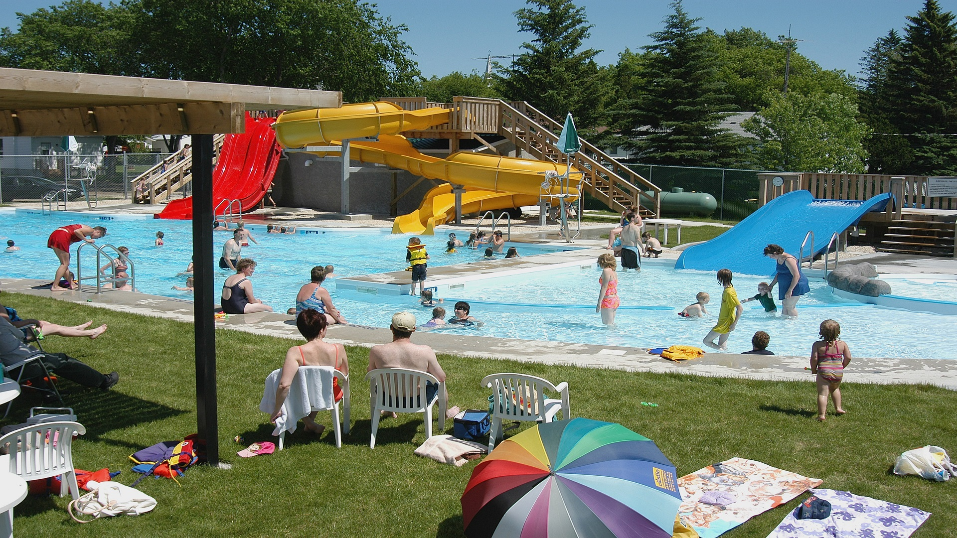 Municipality of Pembina Manitou & Community Pool