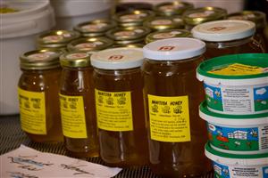 Honey, Garlic & Maple Syrup Festival